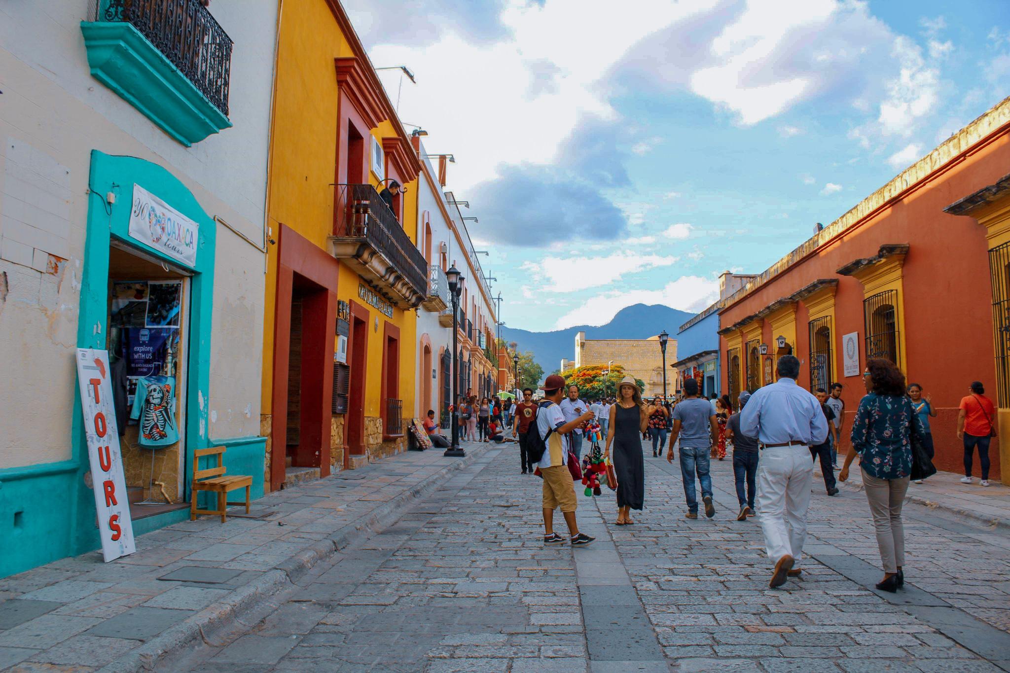 Andador Turístico Oaxaca