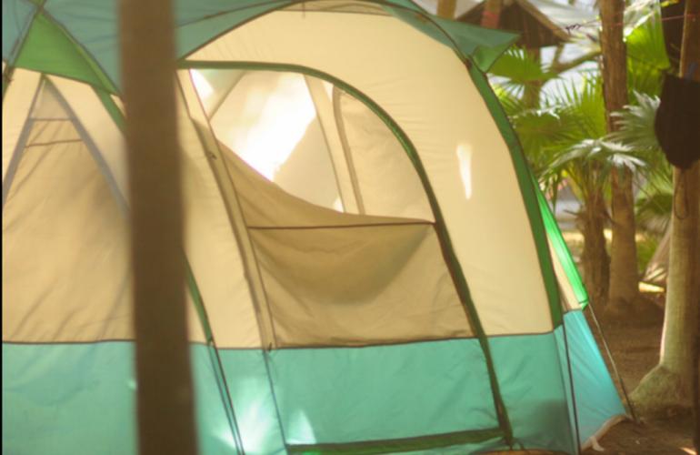 Cenotes para acampar