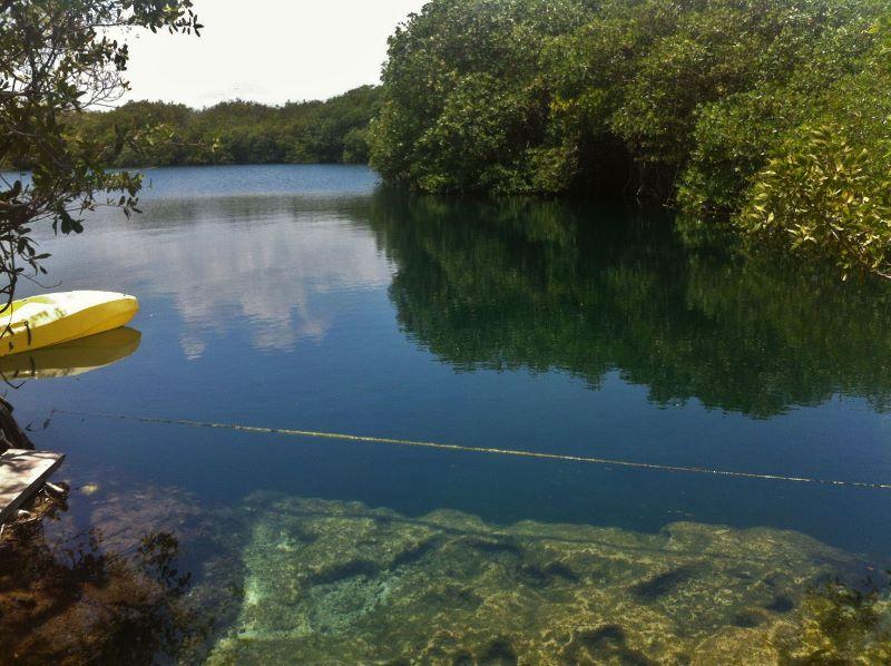 Cenote Encantado