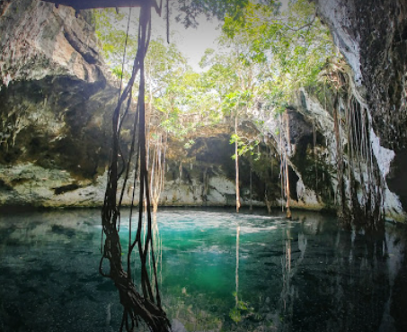 Cenote Suem