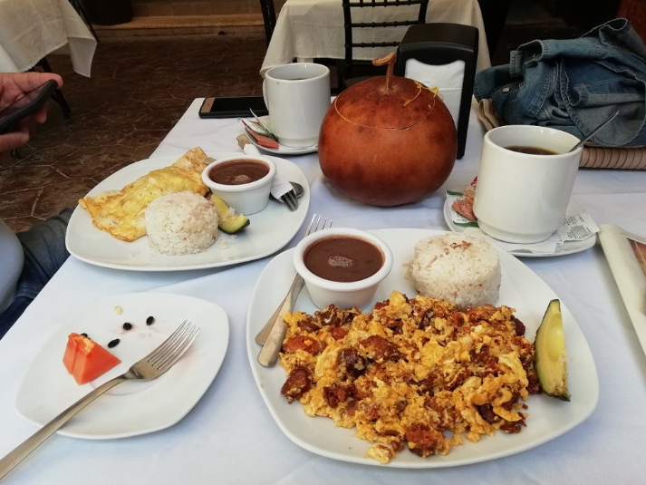 Dónde desayunar en Va