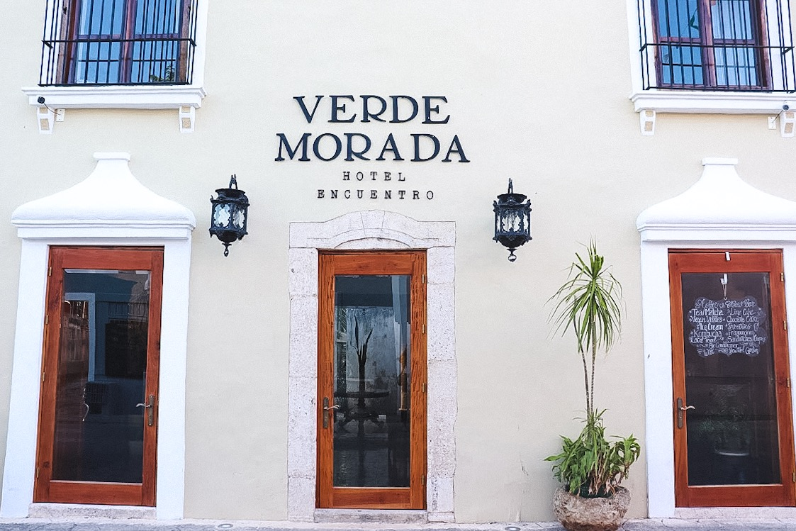 Hotel Verde Morada Valladolid