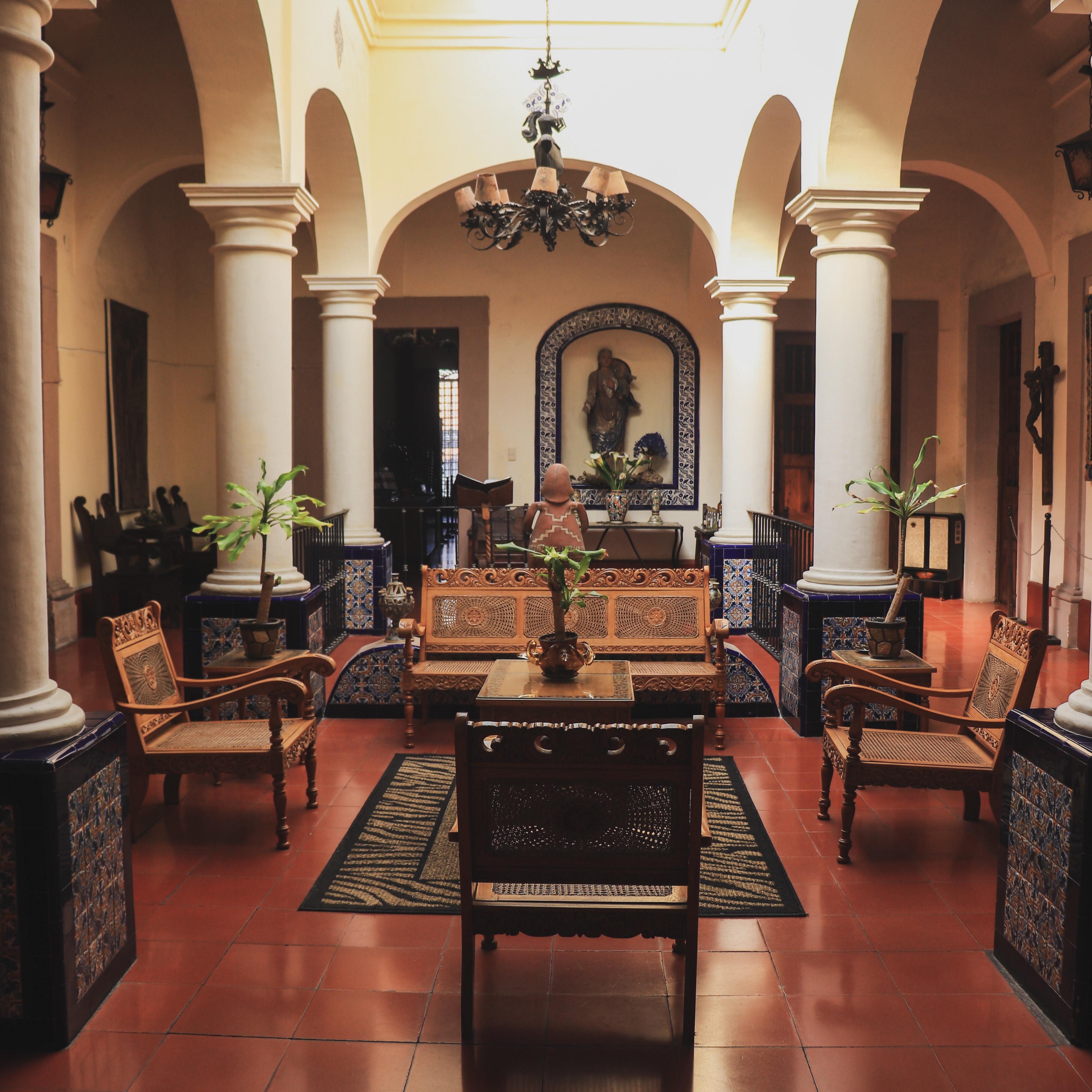 Casa de las lagrimas, Taxco