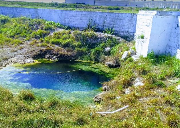 Cenote de Mitza