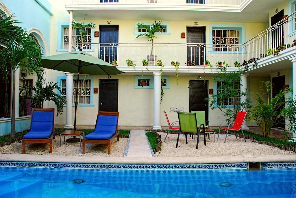 Hotel Santa Ana Mérida
