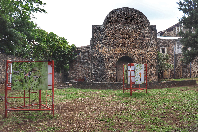 Templo y ex convento de la Natividad