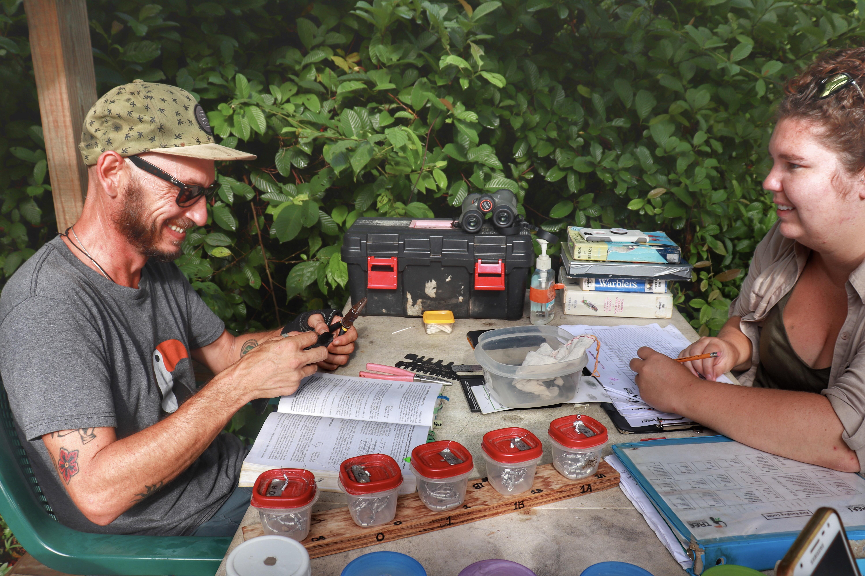 Toucan Ridge Ecology and Education Society (T.R.E.E.S)
