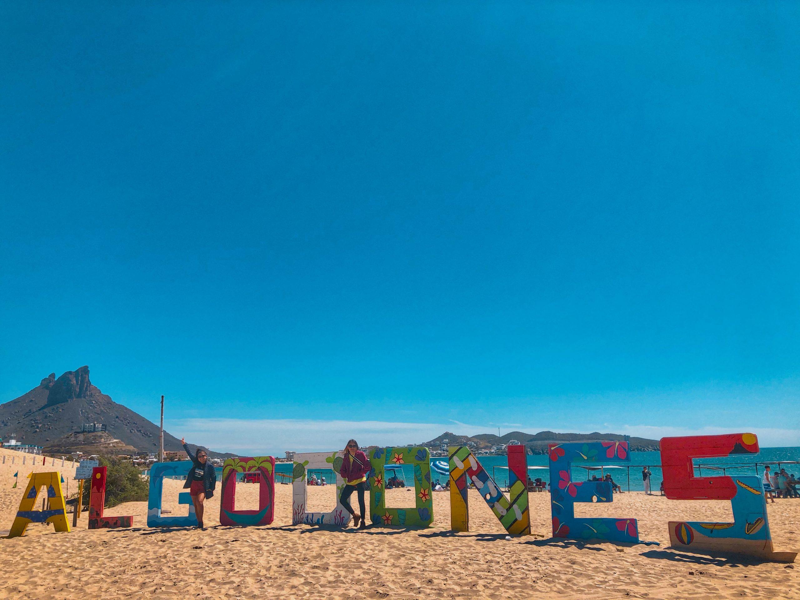 Playa los Algodones