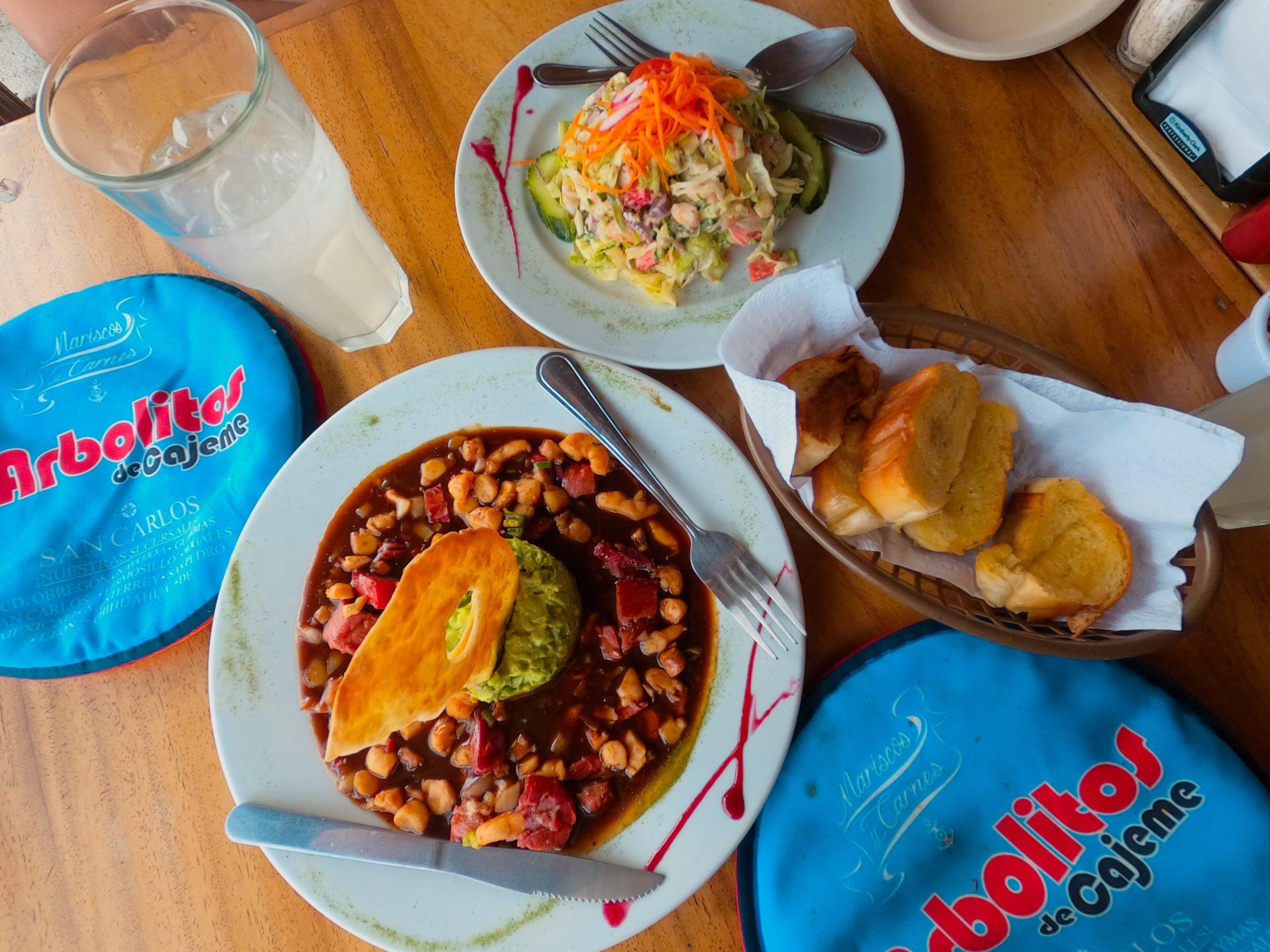 Dónde comer en San Carlos