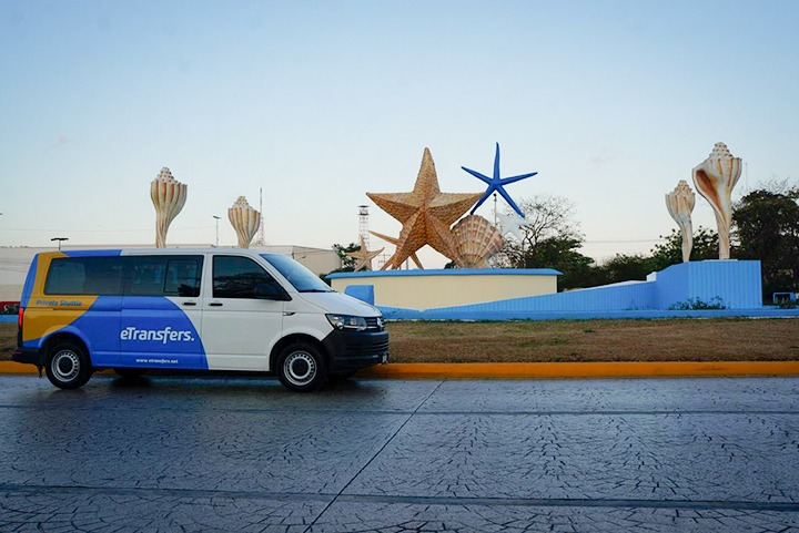 Transporte en Cancún