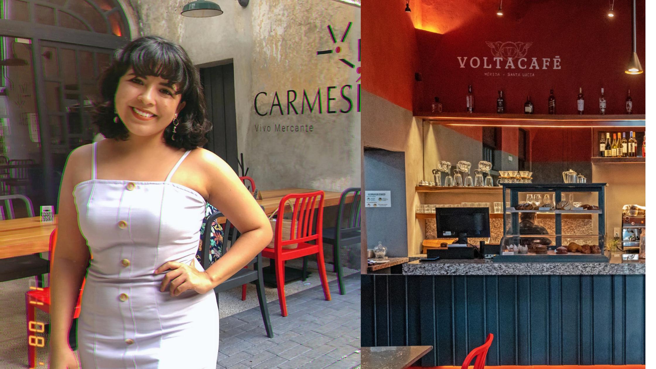 Cafeterías en Mérida