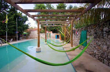5 hostales en Mérida... ¡muy económicos!